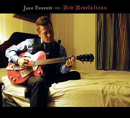 Red Revelations, by Jace Everett